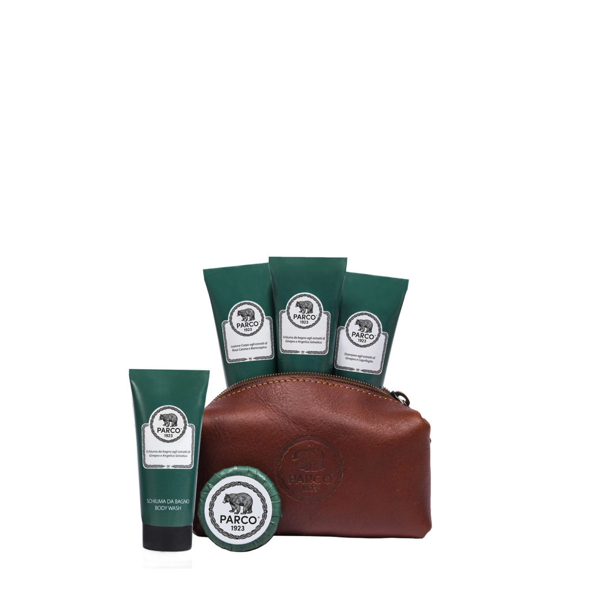 Nuovo Travel Kit Parco 1923 - 02