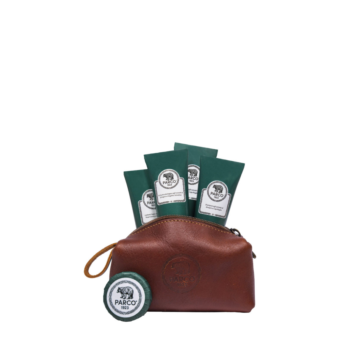 Nuovo Travel Kit Parco 1923 - 03