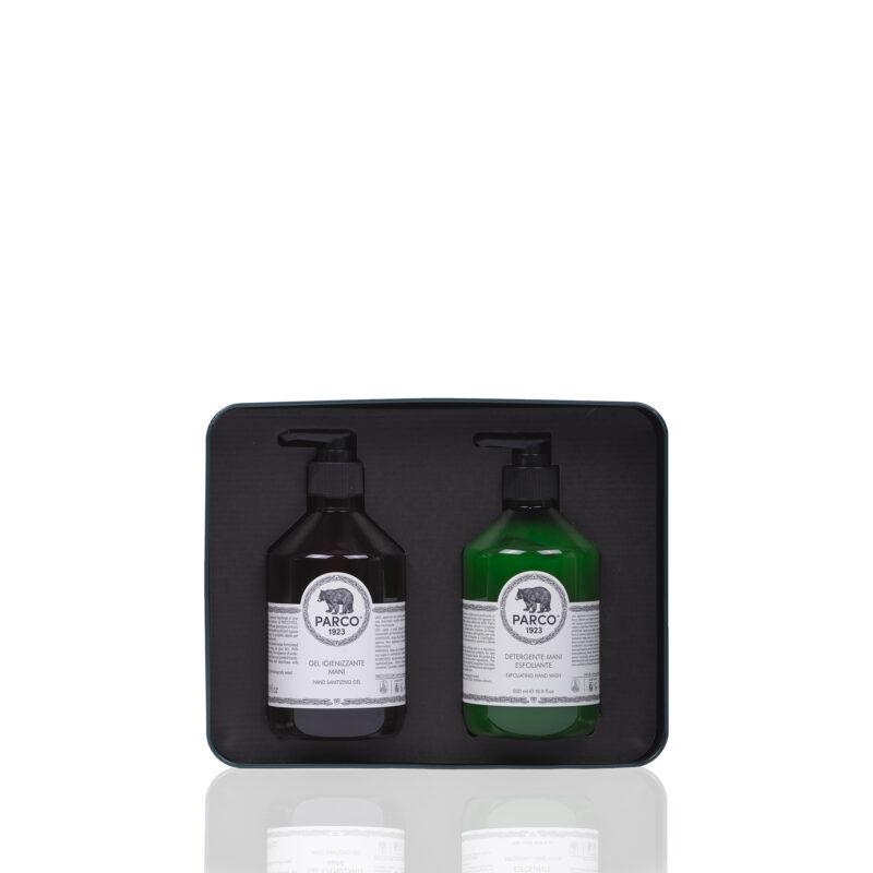 Sanitizing box - Parco1923